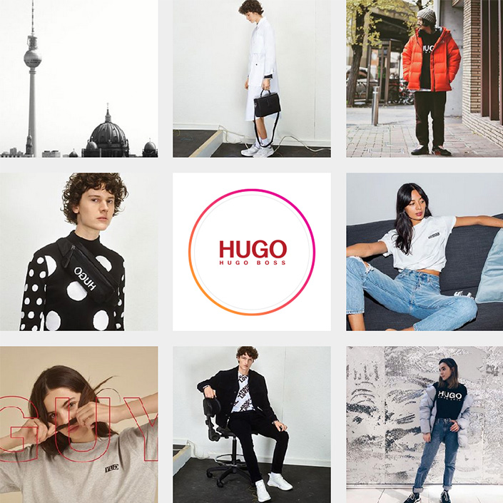 hugo boss new collection 2019